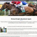 Bloodstock Agent, website