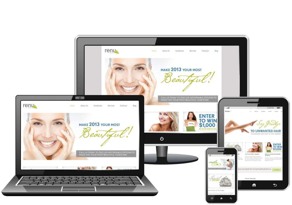 Responsive-Website-Design, Warrington, Cheshire