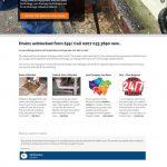 Website - Drainage Company, London