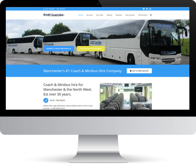 ABC Coach Hire Manchester-SEO-Case-Study