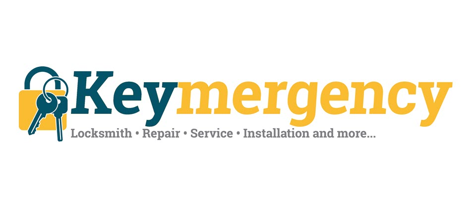 Locksmith Logo Design - Keymergency Locksmiths, Horsham.